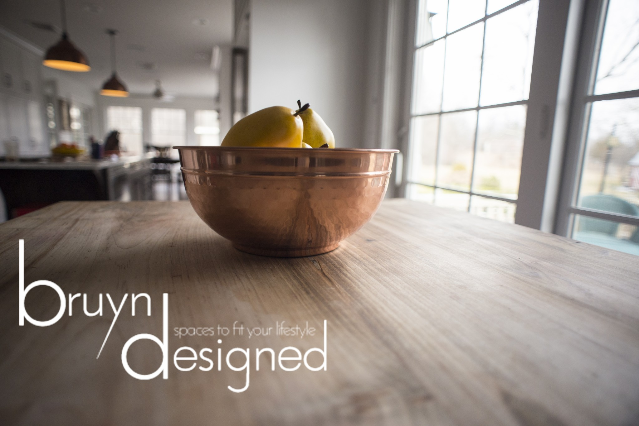bruyn designed, fall harvest